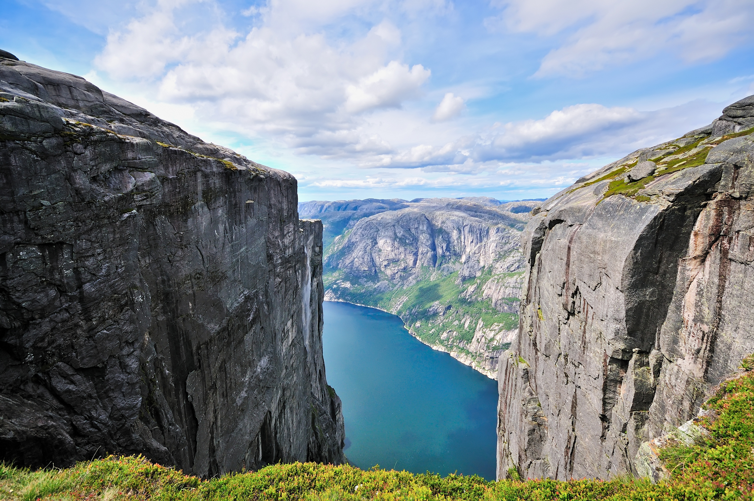 an overview of norway