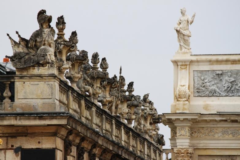 Фрагмент арки в Нанси
