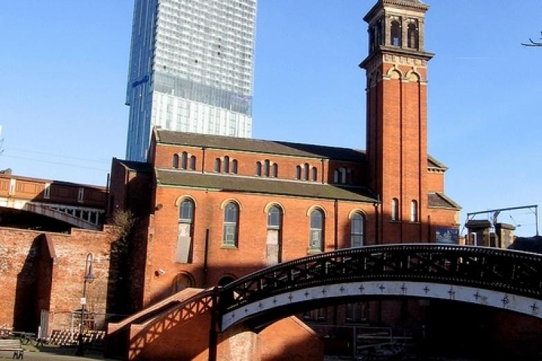 Битхэм-тауэр – единственный небоскреб Манчестера