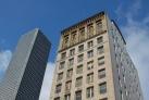 Высотка 1928 года и JP Morgan Chase Bank Tower 1981 года