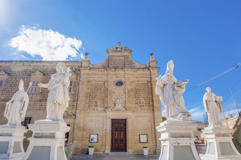 Монастырь Св. Августина в Виктории