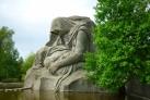 Скульптура на Мамаевом Кургане