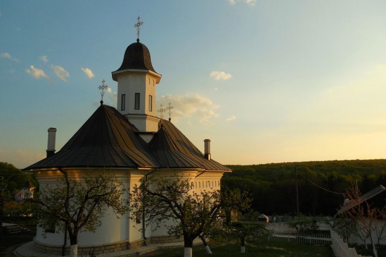 Монастырь Buciumeni