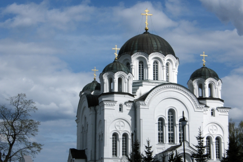 Спасо Ефросиньевский монастырь