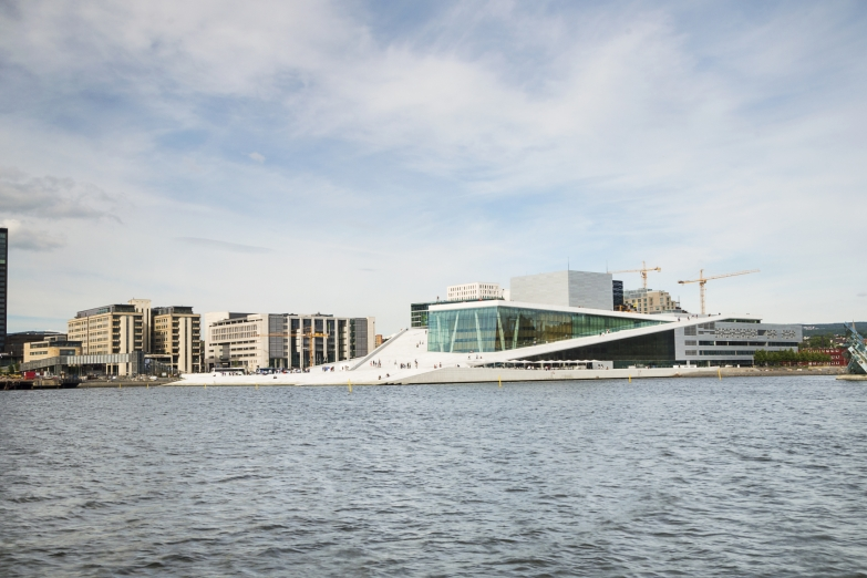 Оперный театр Осло