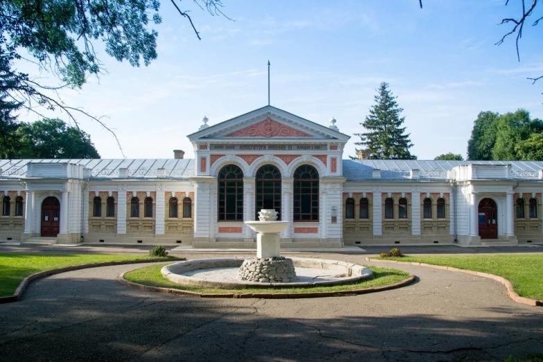 Ванное здание в Ессентуках