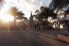 Закат на улицах Орландо