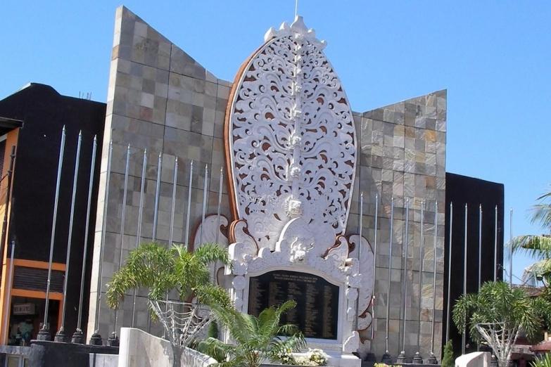 Мемориал жертвам теракта на Бали