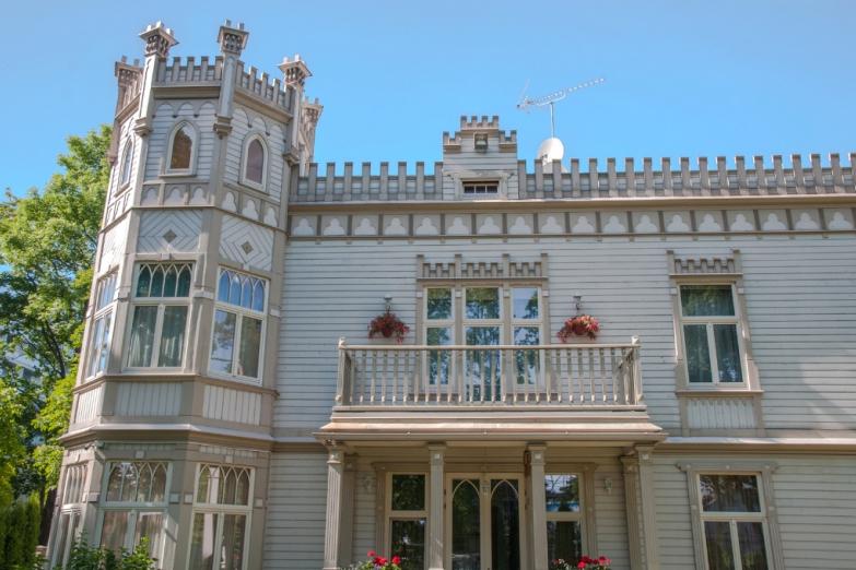 Дом на улице Юрас