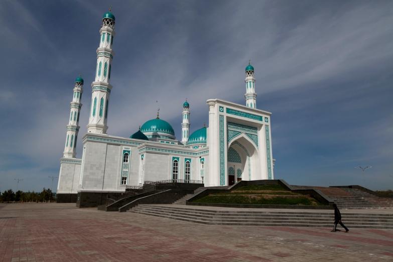 Мечеть в Караганде