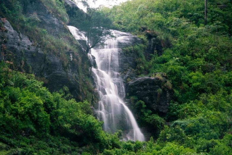 Водопад Бейкер