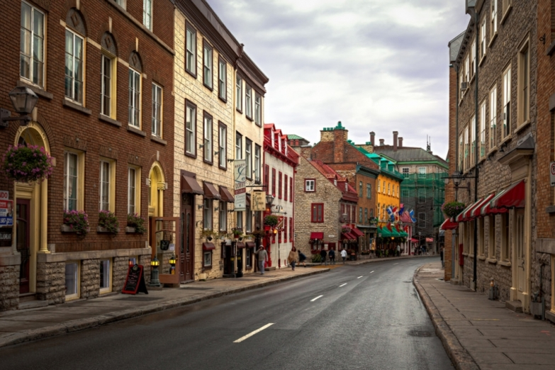Улицы Квебека