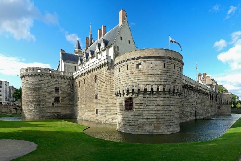 Дворец герцогов Бретани в Нанте