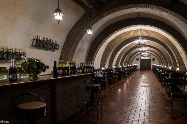 Винокурня Абрау-Дюрсо в Краснодаре