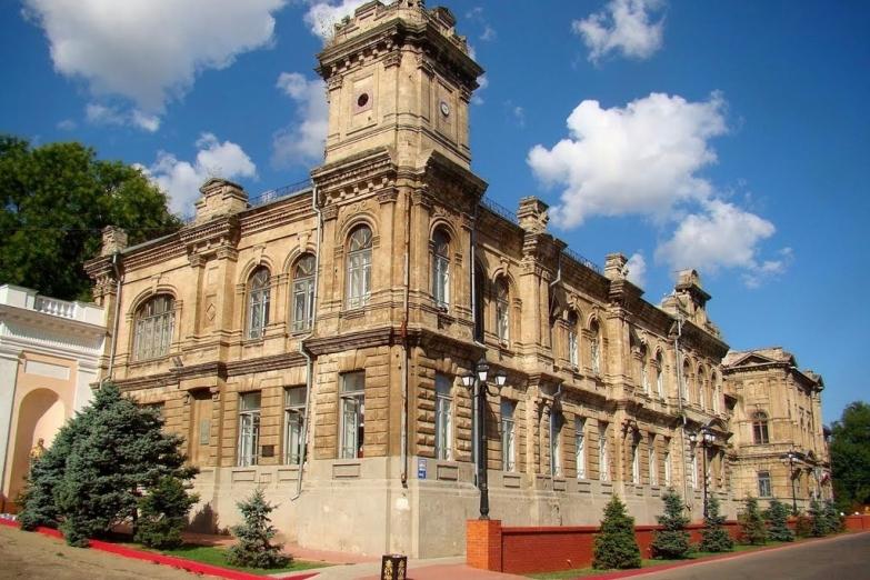 Губернаторская женская гимназия
