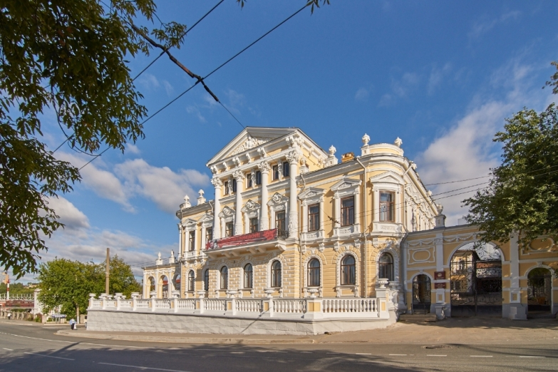 Дом Мешкова в Перми