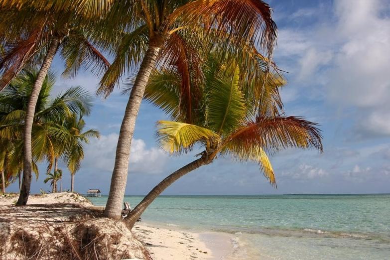 Пляж острова Кайо-Коко
