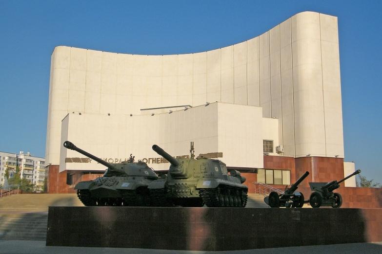 Белгородский музей-диорама