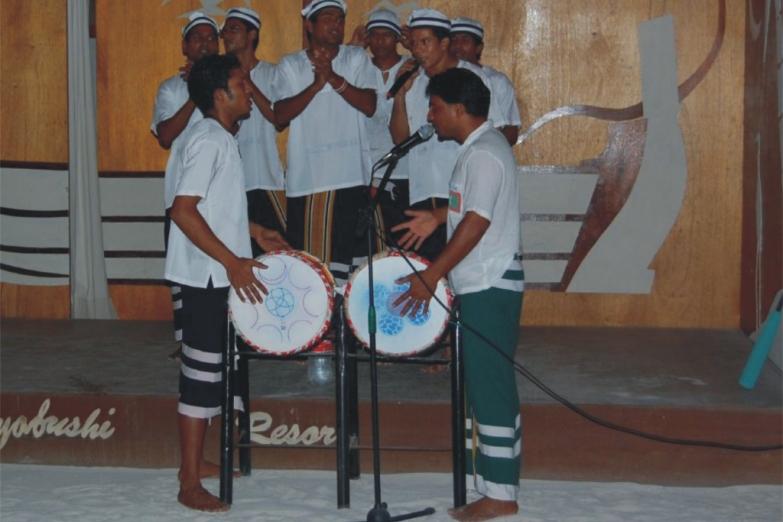 Культурное представление местных жителей