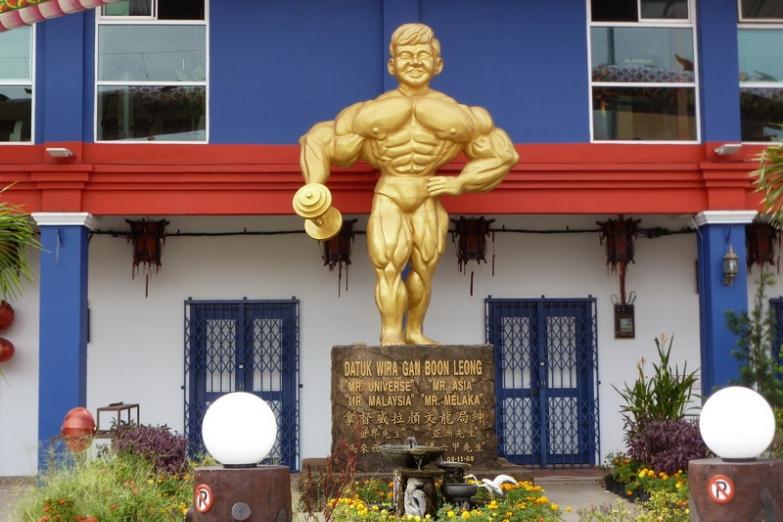 Ган Бун Леонг - пионер бодибилдинга в Малайзии