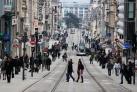 Современная улица в Нанси
