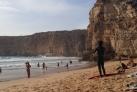 Пляж в Фару
