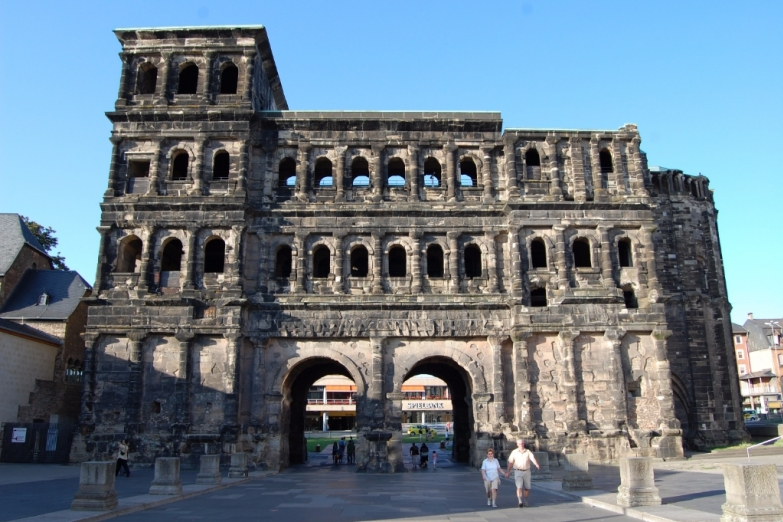 Городские ворота Трира