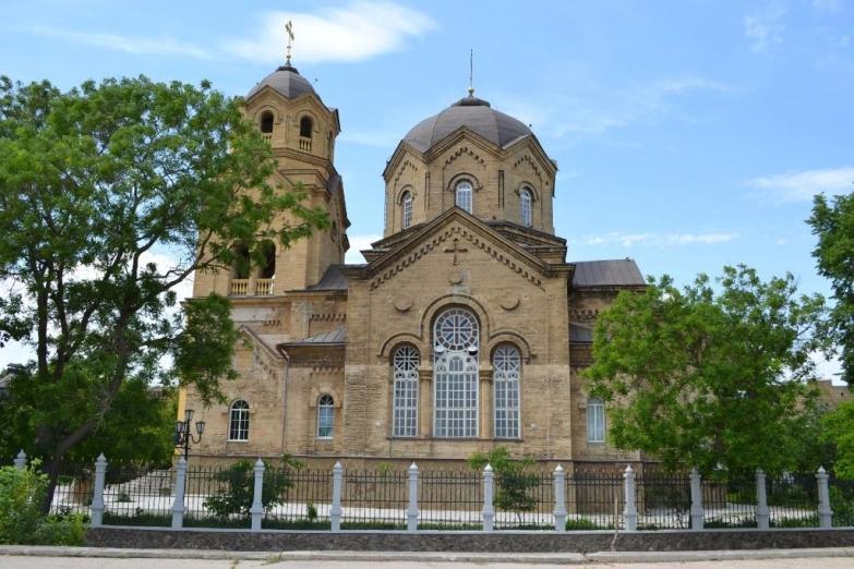 Храм Св. пророка Илии