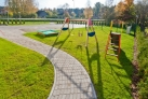 Детская площадка в Саулкрасты