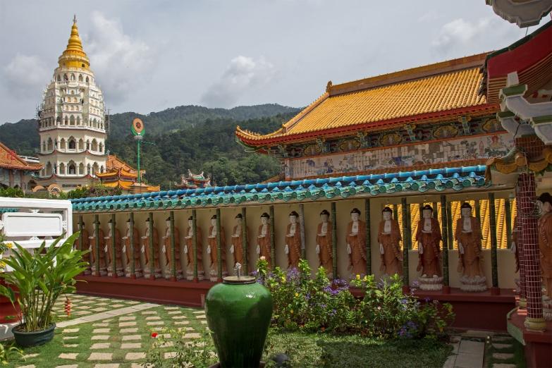 Храмовый комплекс Кек Лок Си