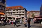 Рыночная площадь в Нюрнберге