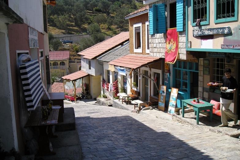 Улицы Старого Бара