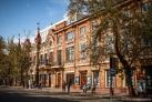 Старинная архитектура в Иркутске