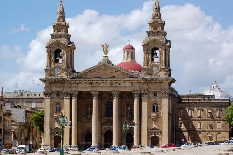 Собор Святого Публия в Флориане