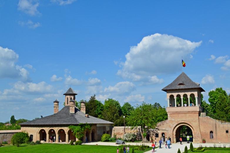 Дворец и парк Могошоая