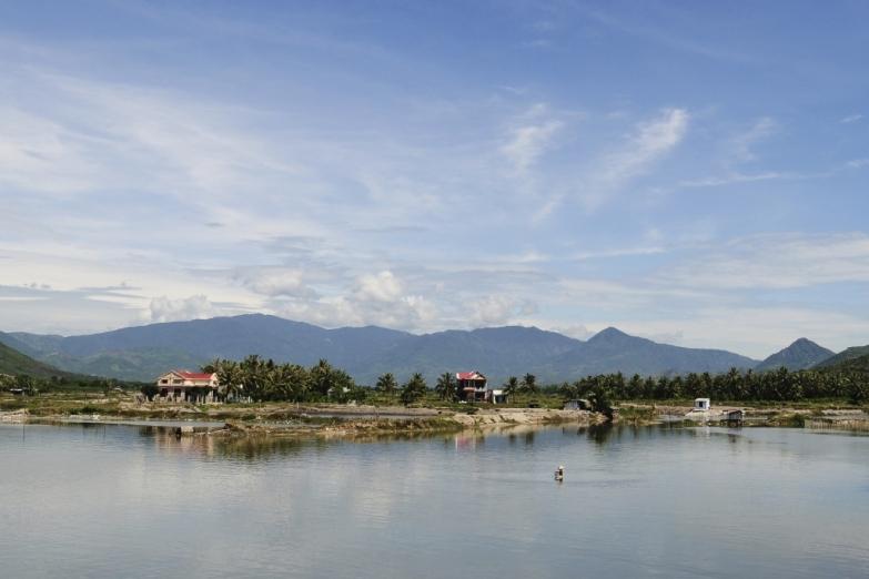 побережье Нячанга