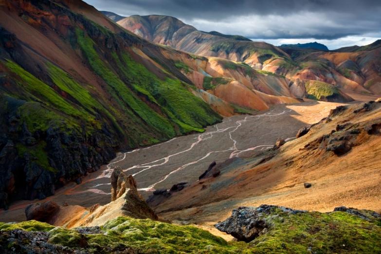 Необыкновенный ландшафт
