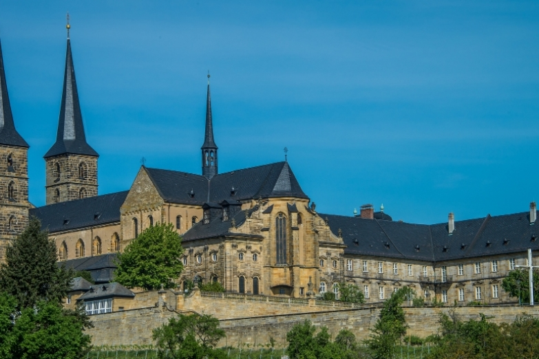 Монастырь св. Михаила в Бамберге