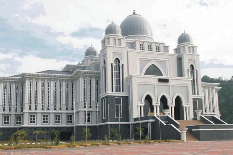 Законодательное Собрание штата Перлис в Кангаре