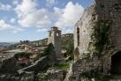 Крепостные стены Старого Бара