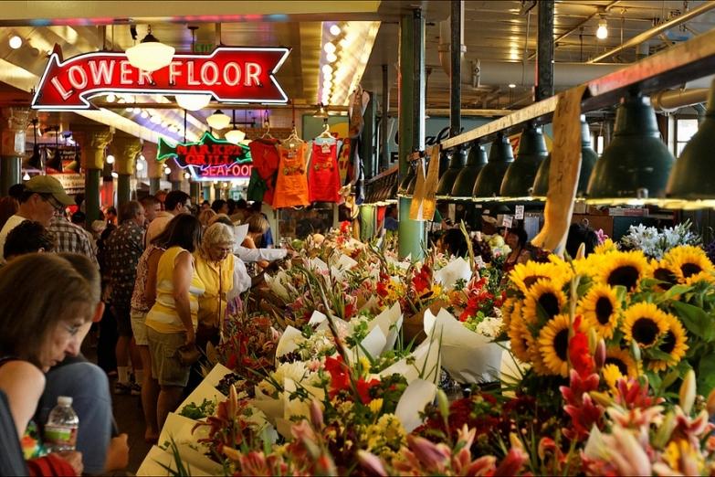 Рынок Пайк Плейс