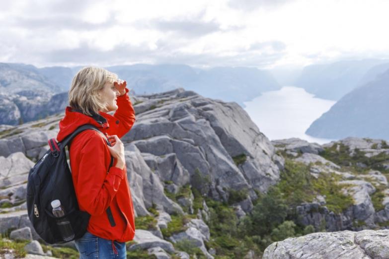 Пеший туризм в Норвегии