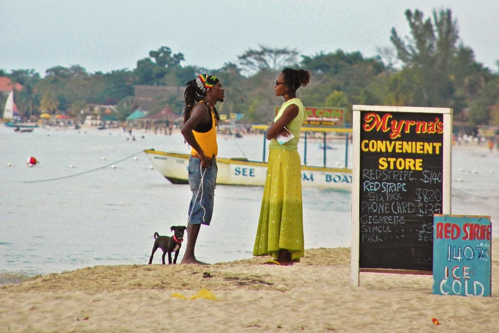 tourism in jamaica