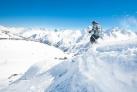 Прыжок на лыжах