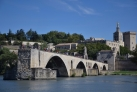 Мост Сен-Бенезе в Авиньоне
