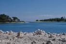 Островной пляж