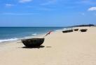 Вьетнамская лодка-корзина