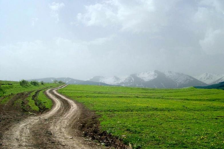 Вид Нагорного Карабаха