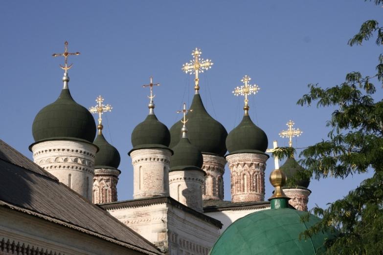 Купола в Астрахани