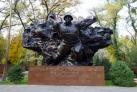 Памятник воинам Великой Отечественной
